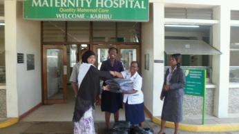 pumwani hospital